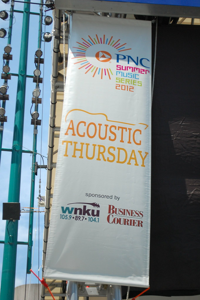 Acoustic Thursday