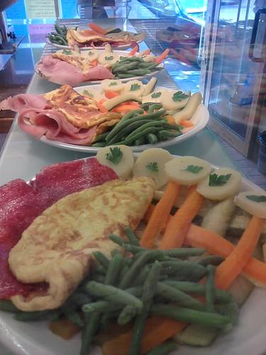 Piatti freddi by La Fiaschetteria delle Cure