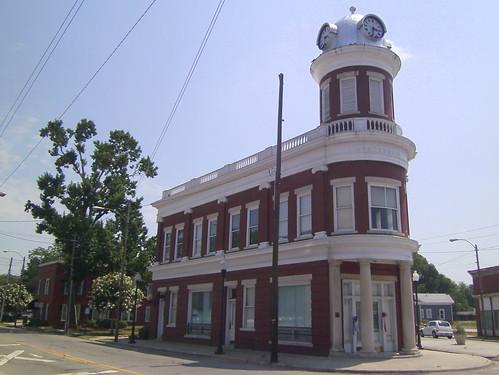 Maxton Town Hallmaxton town