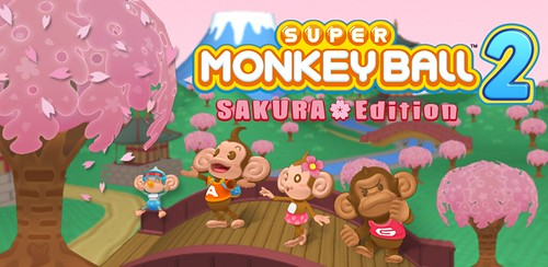 Super Monkey Ball Sakura Edition