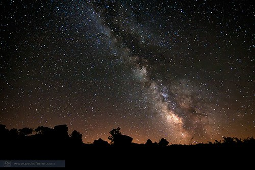 Almighty Milky Way