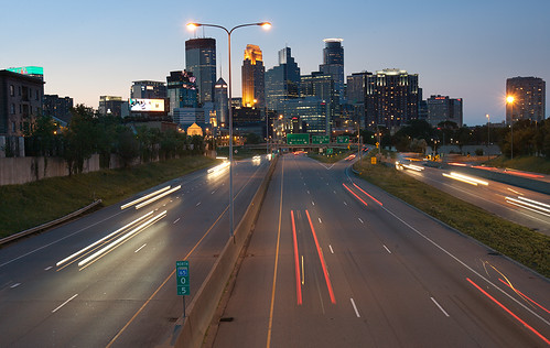 Minneapolis Evening