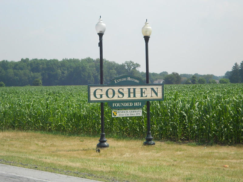 TLR tour USA, Day 34, Goshen to Fort Wayne