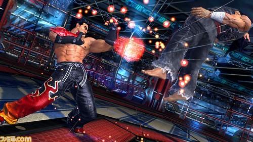 Namco Shows Off Tekken Tag Tournament 2 Trailers