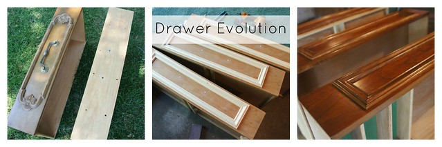 china cabinet drawer evolution