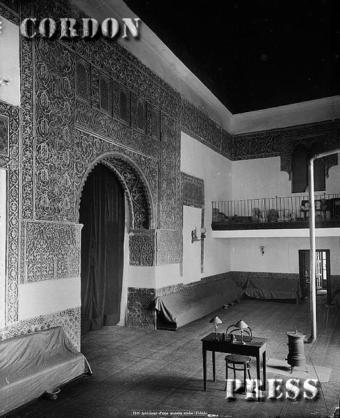 Casa de Mesa en Toledo hacia 1875-80. © Léon et Lévy / Cordon Press - Roger-Viollet