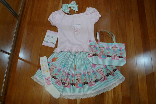 Loli Sale - Sample Set - PinkxMint Casual Set