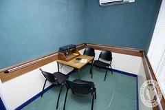 Day 188 - West Midlands Police - Custody Interview Room