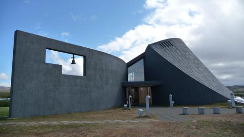 Blönduós church - Wilfred Knievel