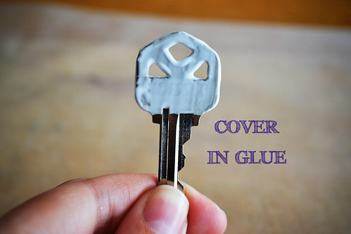 Cover in Glue