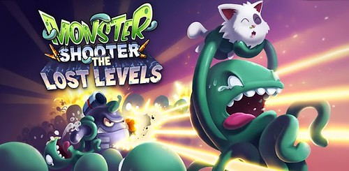 Monster Shooter: Lost Levels uno de los mejores shooters para android - Image