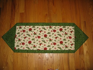 Table Runner, done!
