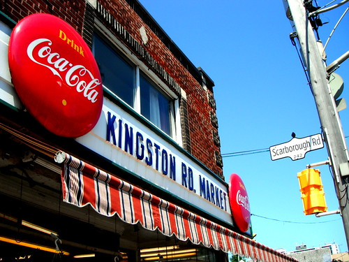 Kingston Rd. Market