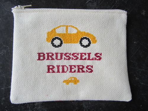 Brussels Riders pochette