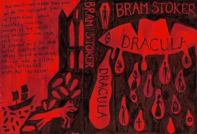 draculas book report