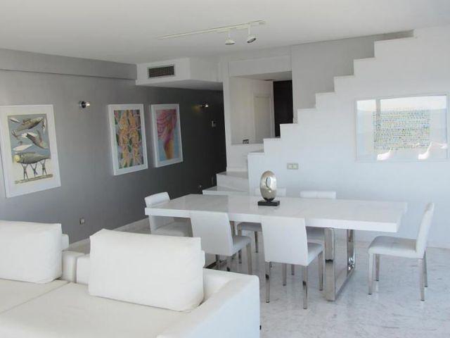 263. Royal Penthouse 3-bedroom luxury penthouse, Playa D'en Bossa