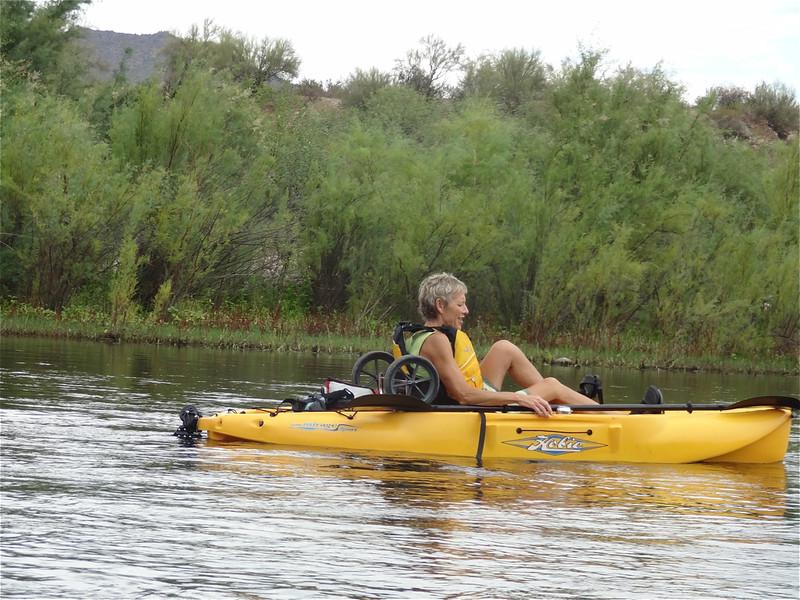 Hobie forums view topic az lower salt river for Lower salt river fishing