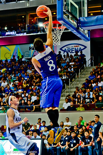UAAP Season 75: Ateneo Blue Eagles vs. Adamson Falcons, July 15