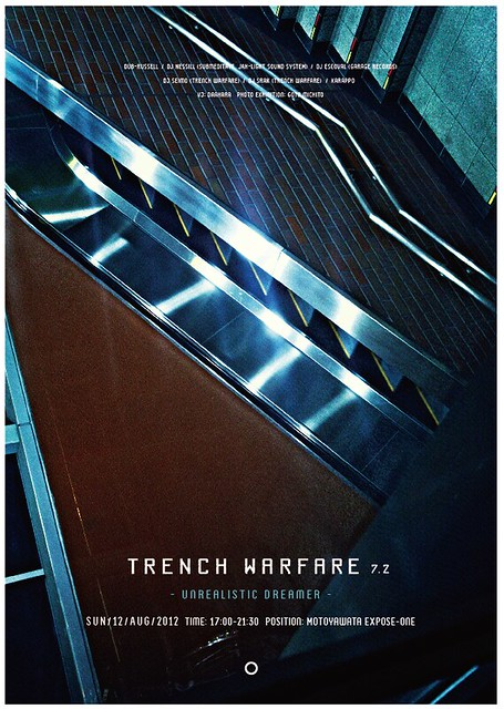 Trench Warfare7.2-Unrealistic Dreamer-