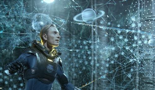 Michael Fassbender - Prometheus (2012)