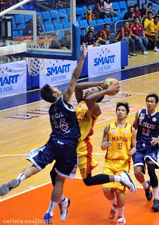 NCAA Season 88: Letran Knights vs. Mapua Cardinals, July 16