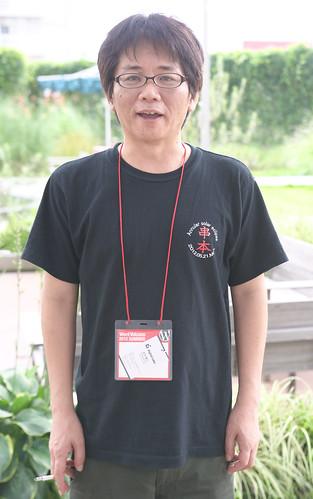 串本アピールの宮さん