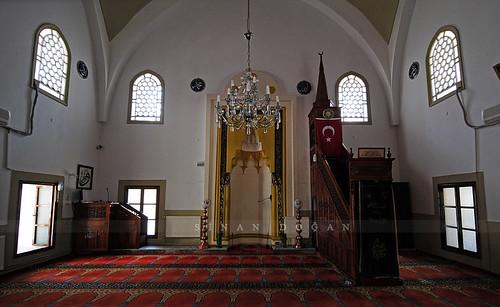 Balıbey Camii - Yenişehir
