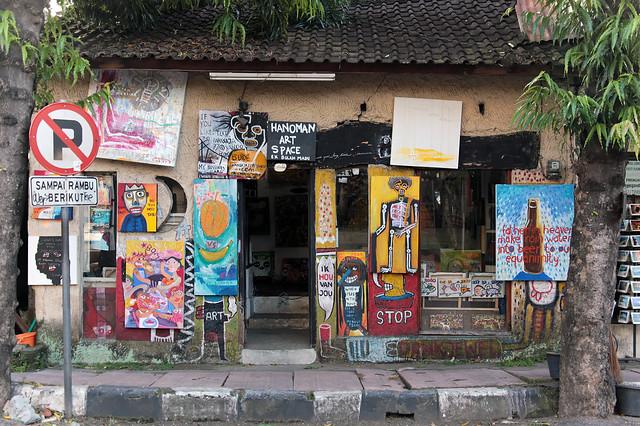 Hanoman Art Space, Bali