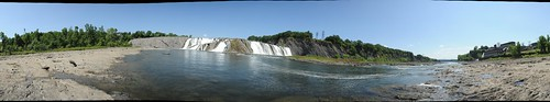 Cohoes Falls Panorama