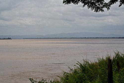 Mekong at Champasak