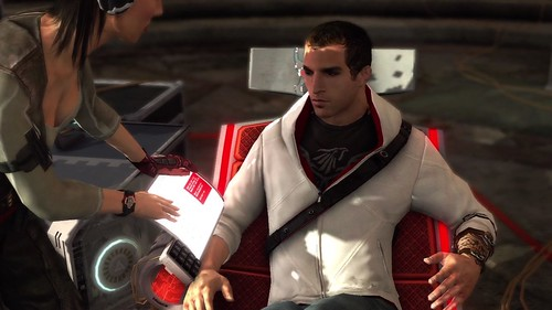Assassin's Creed 3 Will Be The Last We See of Desmond Miles
