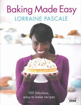 Baking made easy book cover