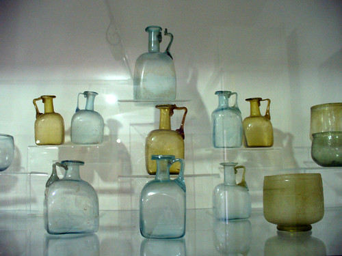 archaeological vases