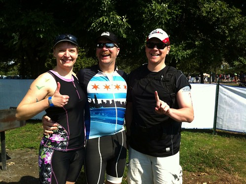 South Shore Tri Finishers