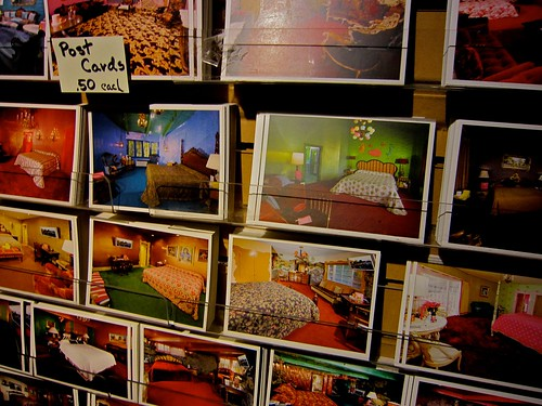 Madonna Inn Rooms - Post Cards