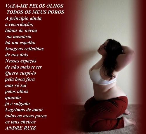 VAZA'ME PELOS OLHOS by amigos do poeta