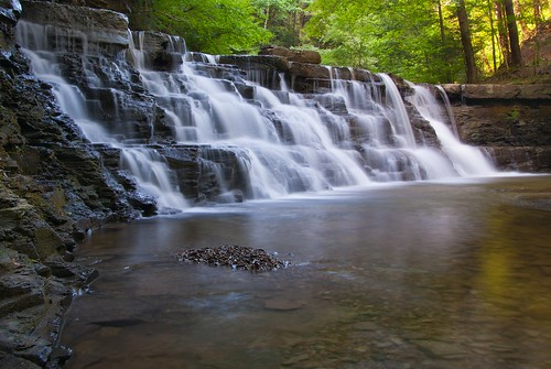 waterfalls wyomingcounty stonybrookcreek varysburgwny