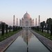 Ioannis N. Athanasiadis posted a photo:	My take of the classical photo of Taj Mahal