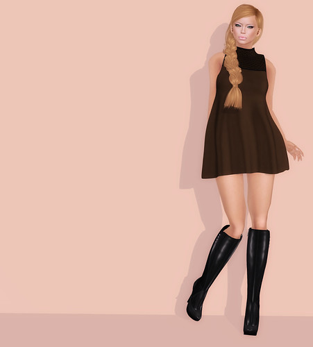 [CM] GoGo Dress - Wool - Vintage Fair 2012 | Truth Hair