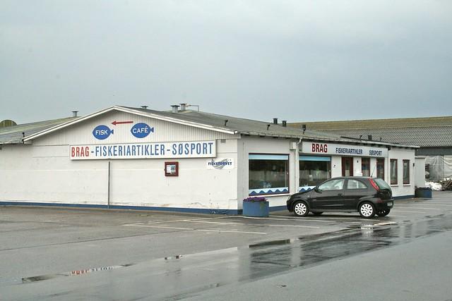 Brag Fisk Cafe Søsport