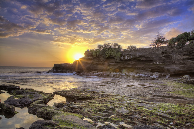 Another sunset at Tanah Lot, Bali Indonesia