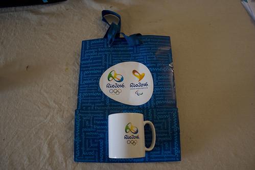 Rio2106 Olympic Mug