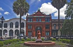 The Savannah (GA) Cotton Exchange 2012