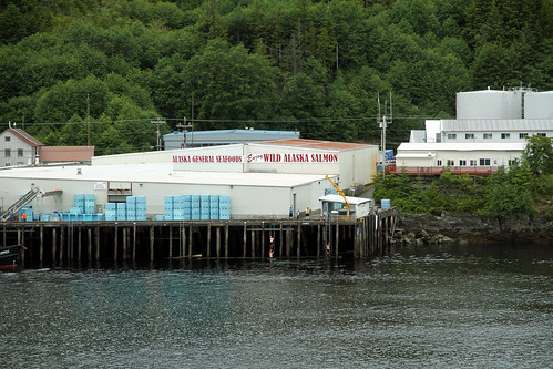 Ketchikan - Guys Jumping in the Water