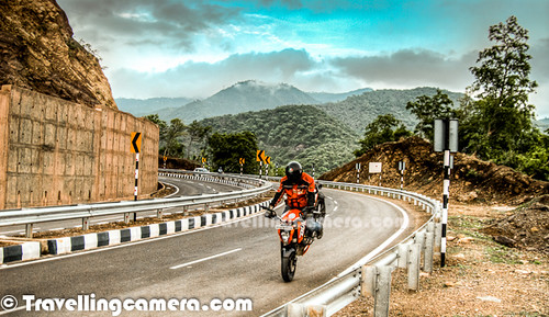 KTM Stunts on Himalayan Expressway, Parwanoo, Himachal Pradesh, India