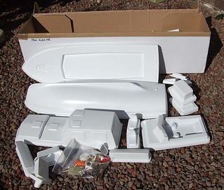 Pilot Boat Kit bits