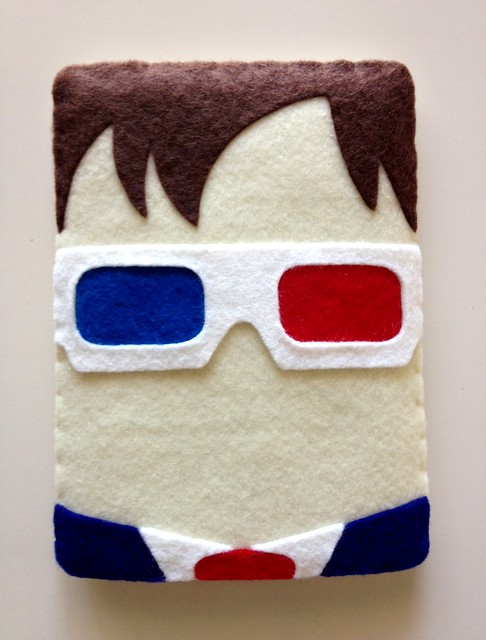 Dr Who David Tennant Kindle Cozy 4