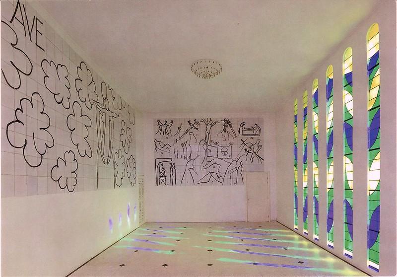 A21c Matisse chapel, Vence