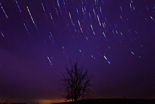 longexposure astrophotography startrails