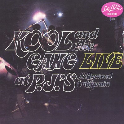KG-Live At P.J.S -1971-Front